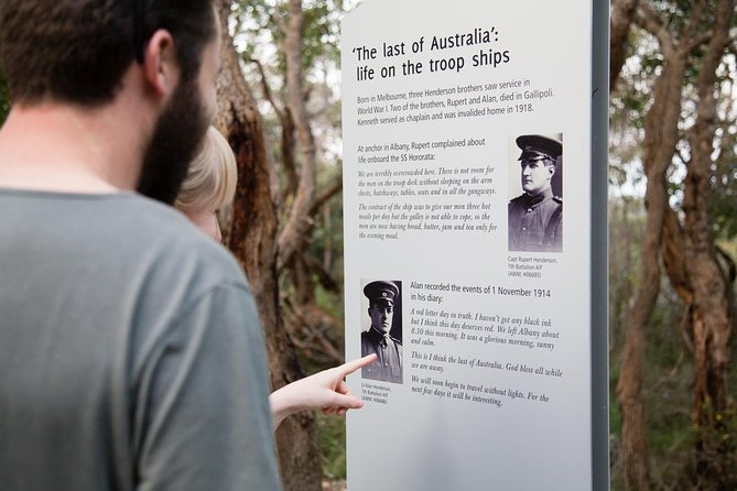 National Anzac Centre Field of Light Panorama Pass Logo and Images