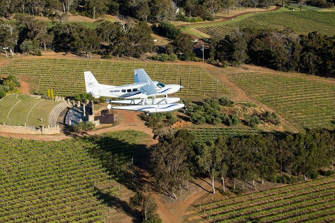 Margaret River Full Day Tour by Seaplane Logo and Images