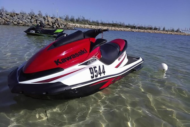 Exmouth Jet Ski Hire Logo and Images