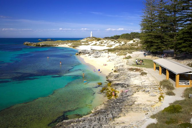 Rottnest Island Fast Ferry from Hillarys Boat Harbour Including Bike Hire Logo and Images