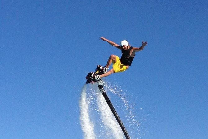 Perth Jetpack or Flyboard Flight Experience Logo and Images