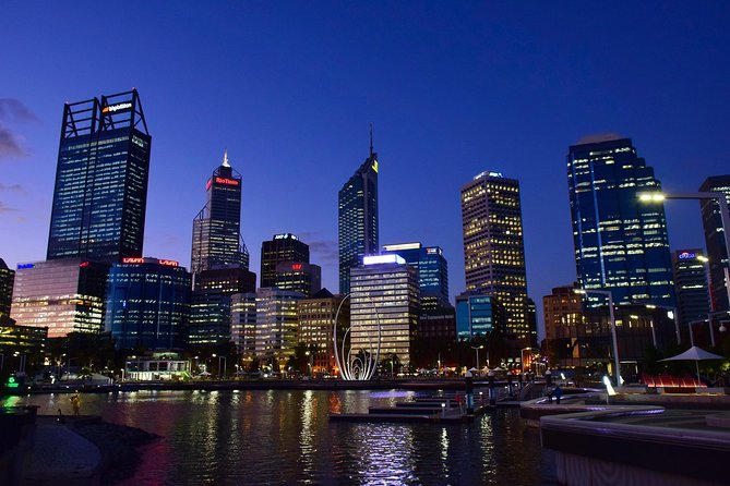 Private Arrival Transfer from Perth International Airport to Perth City Logo and Images