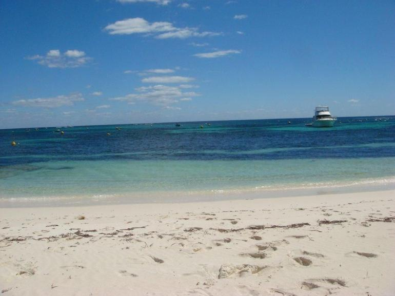 Rottnest Island with Bike Hire from Perth or Fremantle Logo and Images