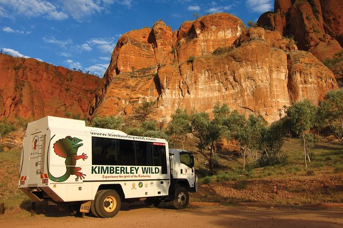 5 Day Broome to the Bungles Logo and Images