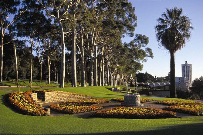 Perth, Kings Park, Swan River and Fremantle Logo and Images