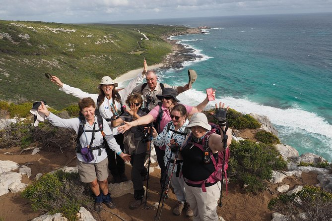 8-Day Cape to Cape Track Guided Walking Tour from Perth Logo and Images