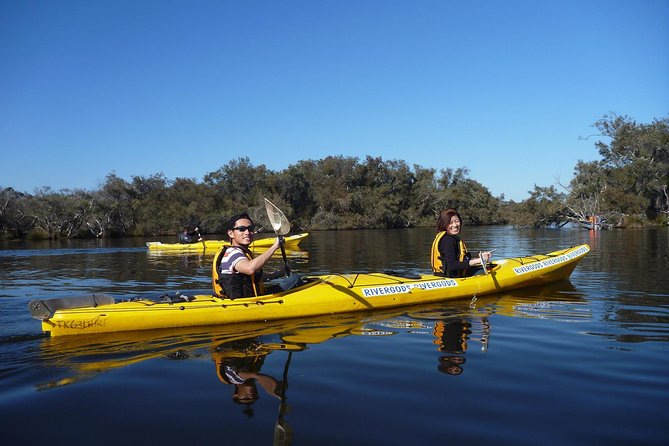 Kayak Tour on the Canning River Logo and Images