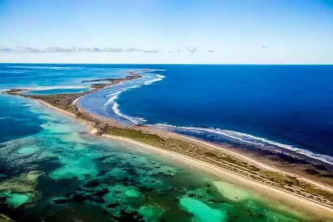 Romantic Abrolhos Islands Private Air and Land Tour from Geraldton Logo and Images