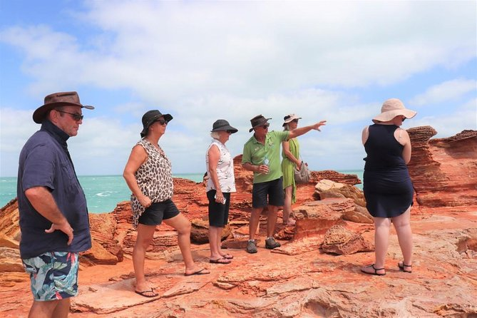Broome and Around Premium Tour - Cruise Ship Day Tours from Broome Wharf Logo and Images