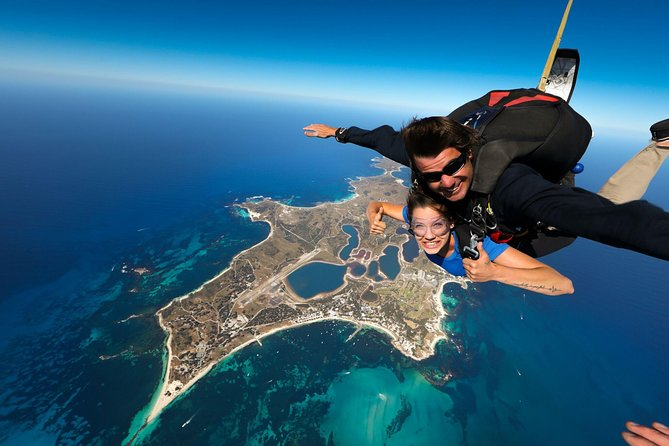 Rottnest Skydive + Fremantle Ferry Package Logo and Images