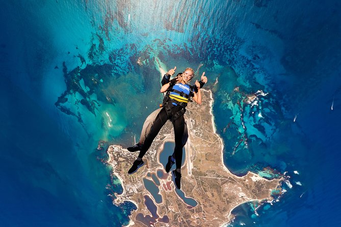 Rottnest Skydive + Perth Barack St Ferry package Logo and Images