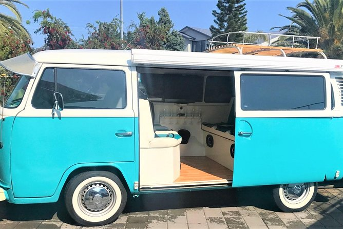 VW Kombi Wine Tour in the Swan Valley Logo and Images