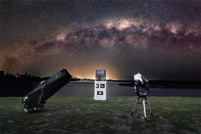 Dusk to Dawn Astronomy Experience at Bullara Station Stay Logo and Images