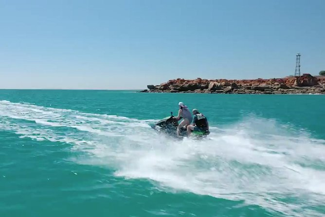 Broome Jetski tour from Cable Beach Logo and Images