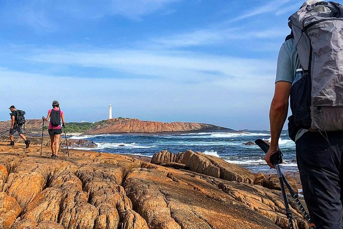 Cape to Cape End-to-End 8 Day Walking Experience Logo and Images