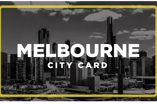 Melbourne City Card(2 Days): Visit Unlimted Attractions!