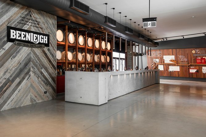 Beenleigh Artisan Distillery Tour and Tasting Experience Logo and Images