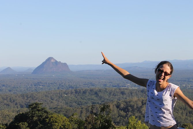 Noosa and Sunshine Coast Hinterland Day Trip from Brisbane Logo and Images