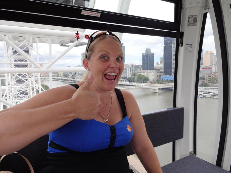 Brisbane Sightseeing Tour and Brisbane River Cruise Logo and Images