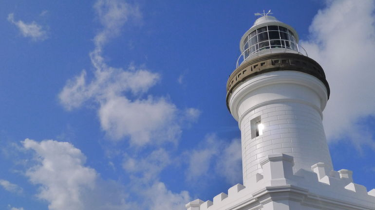 Byron Bay Day Trip from the Gold Coast Logo and Images
