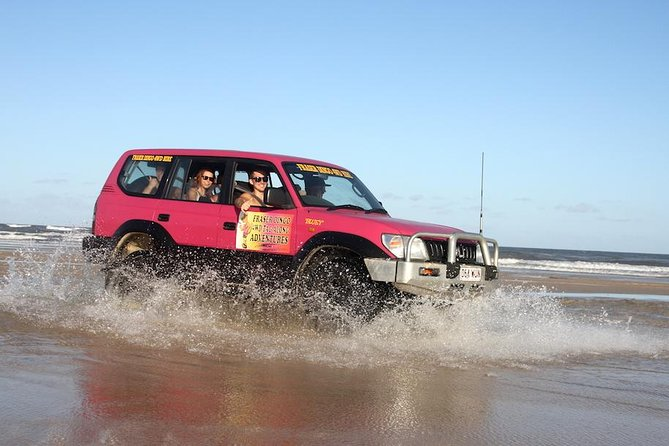 3 Day 4wd Tagalong Tour - Fraser Island Logo and Images