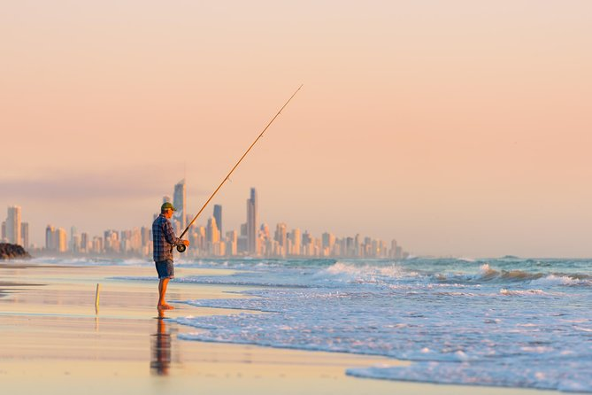 Learn to Fish - Gold Coast Logo and Images