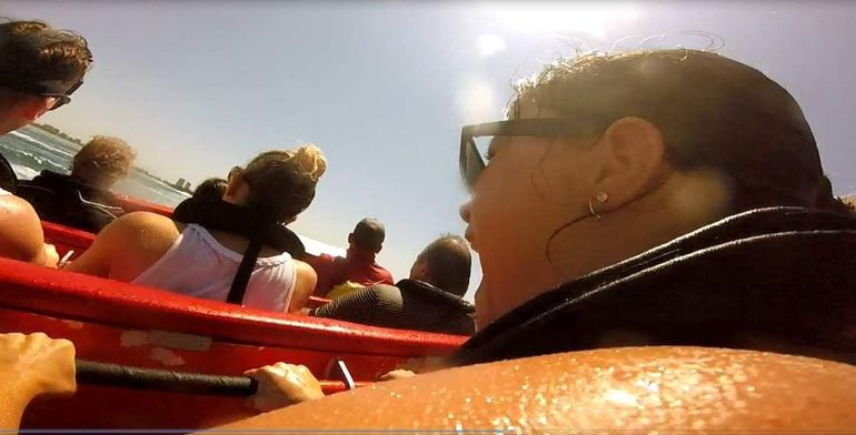 Surfers Paradise, Gold Coast Jet Boat Ride: 55 Minutes Logo and Images