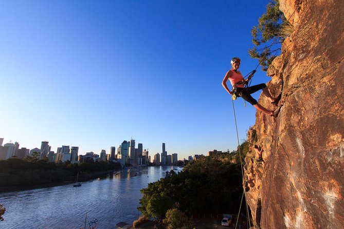Brisbane Sunset Abseil Logo and Images