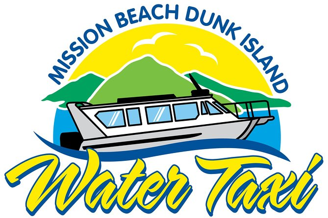 Dunk Island Round-Trip Water Taxi Transfer from Mission Beach Logo and Images
