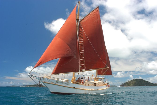 2-Day Whitsundays Sailing Adventure: Alexander Stewart Logo and Images