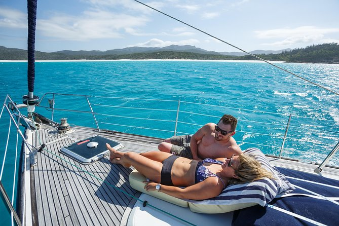 2-Night Whitsundays Private Charter Aboard Cruising Yacht MiLady Logo and Images