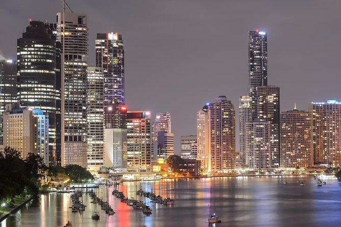Private Arrival Transfer from Brisbane International Airport to Brisbane City Logo and Images