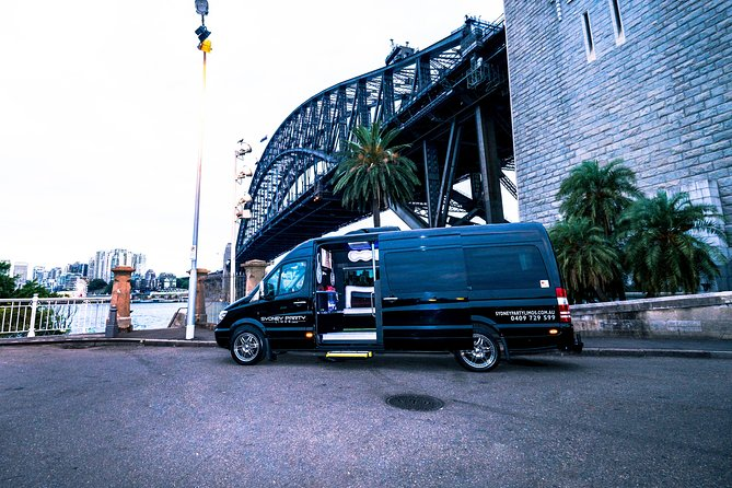 Private Party Limo Sydney Attractions Tour With a Difference