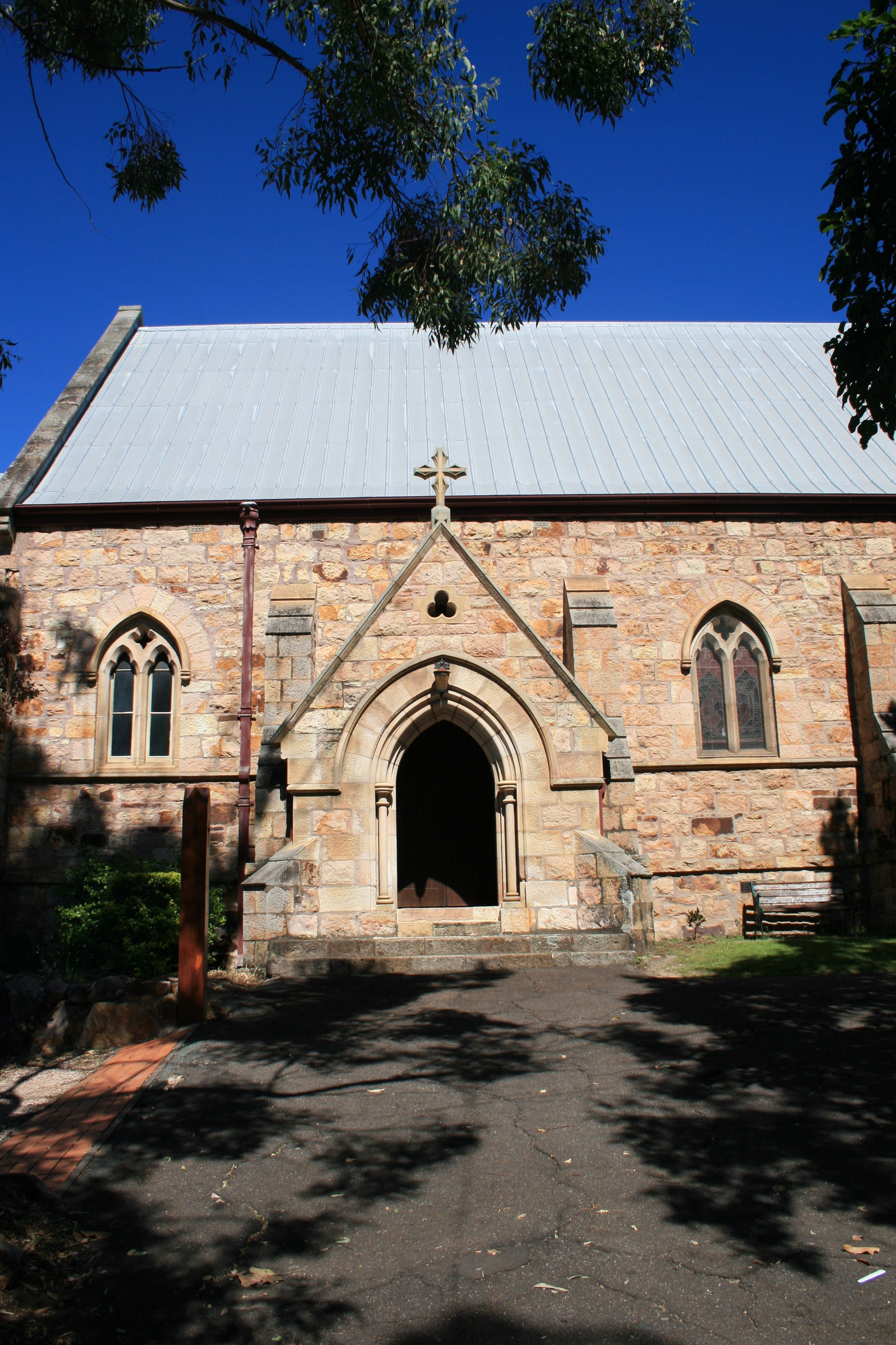 St Marys Anglican Church, Memorial Chapel Logo and Images