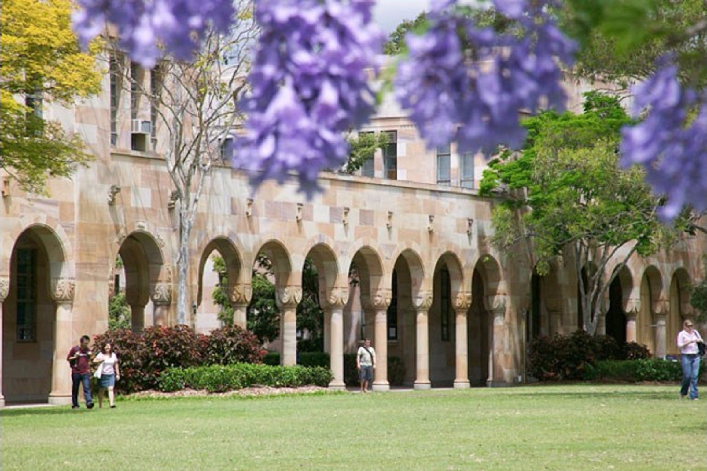 The University of Queensland Logo and Images