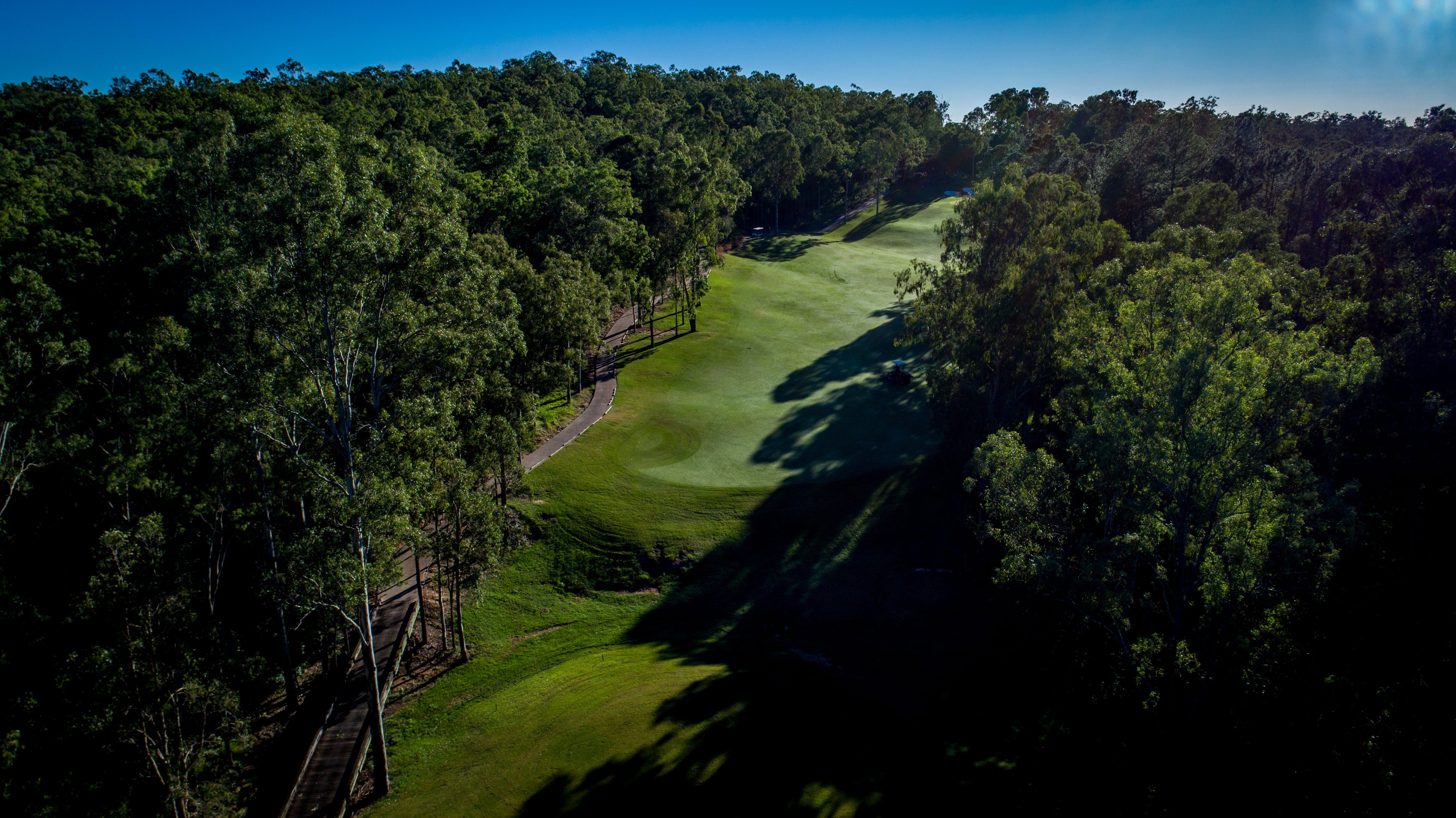 Brookwater Golf and Country Club Logo and Images