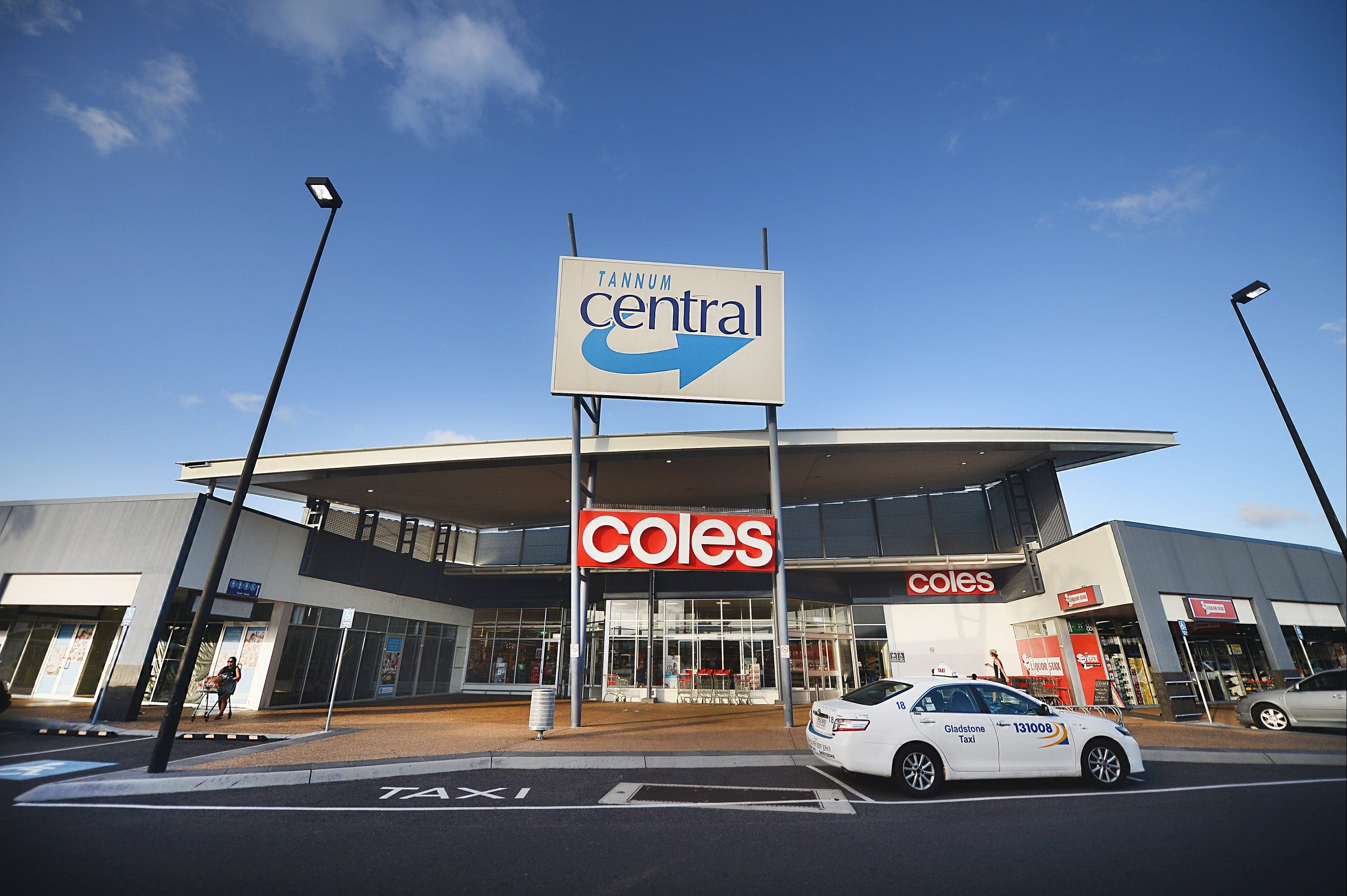 Tannum Central Shopping Centre Logo and Images