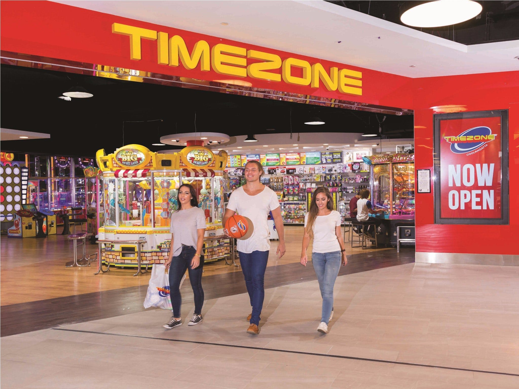 Timezone Coolangatta Logo and Images