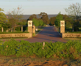 Sandalford Wines - Swan Valley Logo and Images