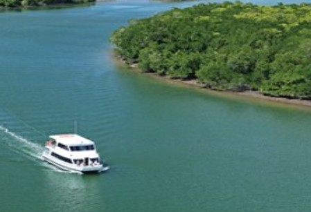 Cairns Harbour Cruises Logo and Images