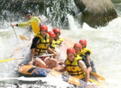RnR White Water Rafting Logo and Images