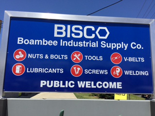 Boambee Industrial Supply Co (BISCO)