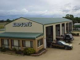 Simpson's Sapphire City Panelbeating