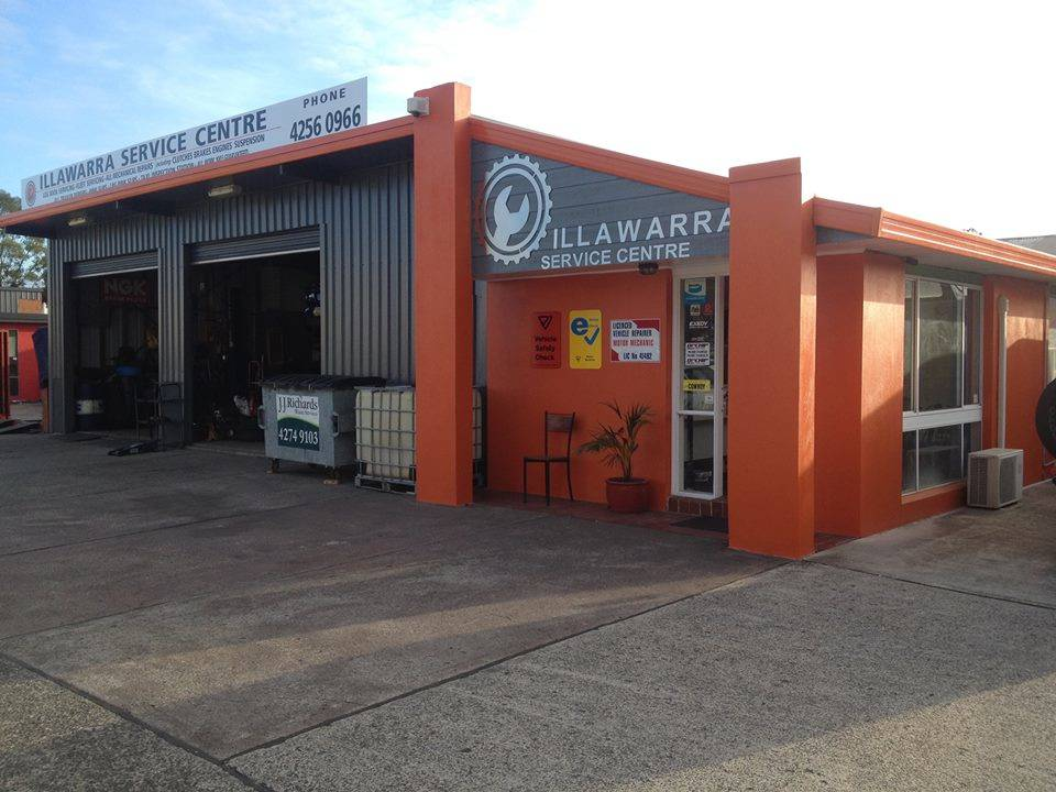 Illawarra Service Centre Pty Ltd