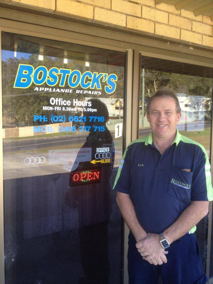 Bostock's Appliance Repairs