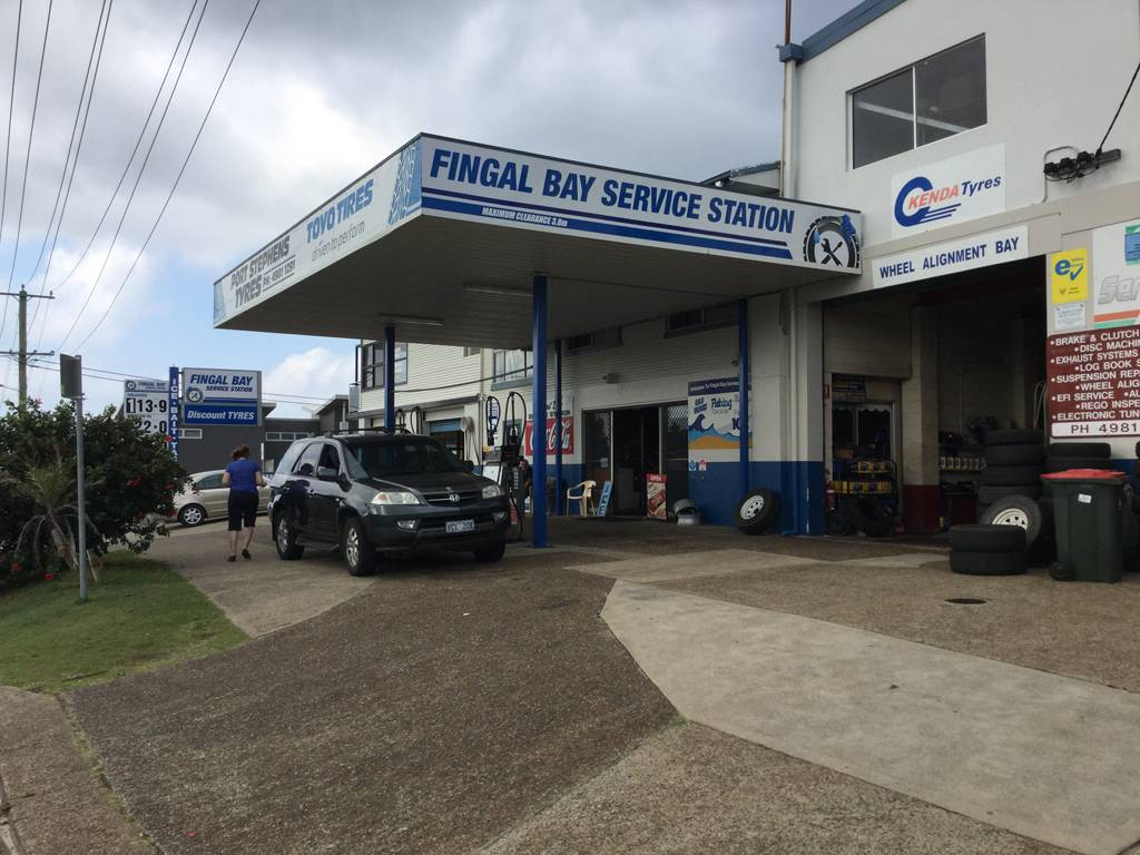 Fingal Bay Service Station & Tyre Services