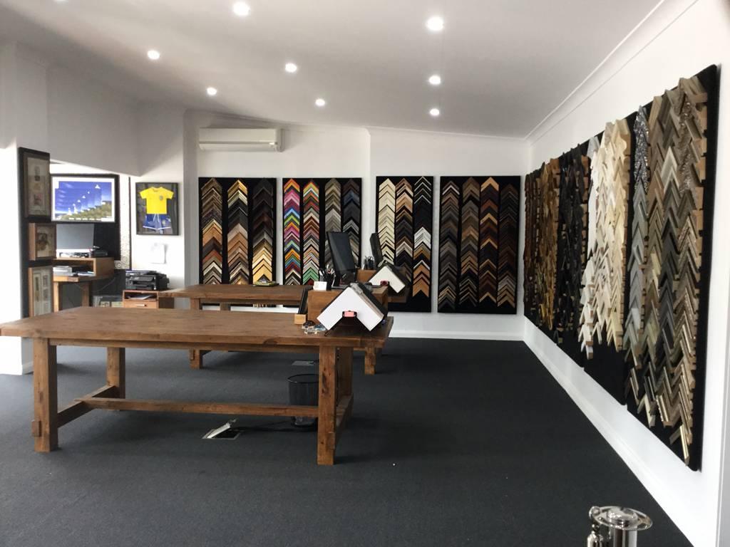 Lemon Tree Framing Gallery