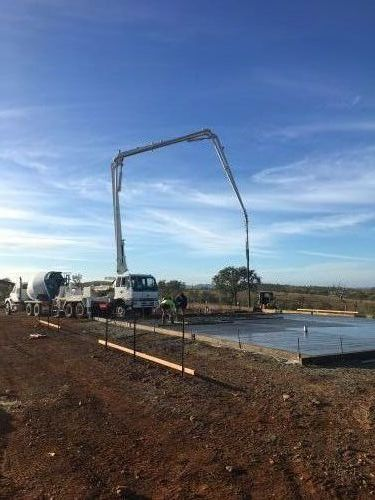 MG Civil Concrete Pumping and Machinery Hire
