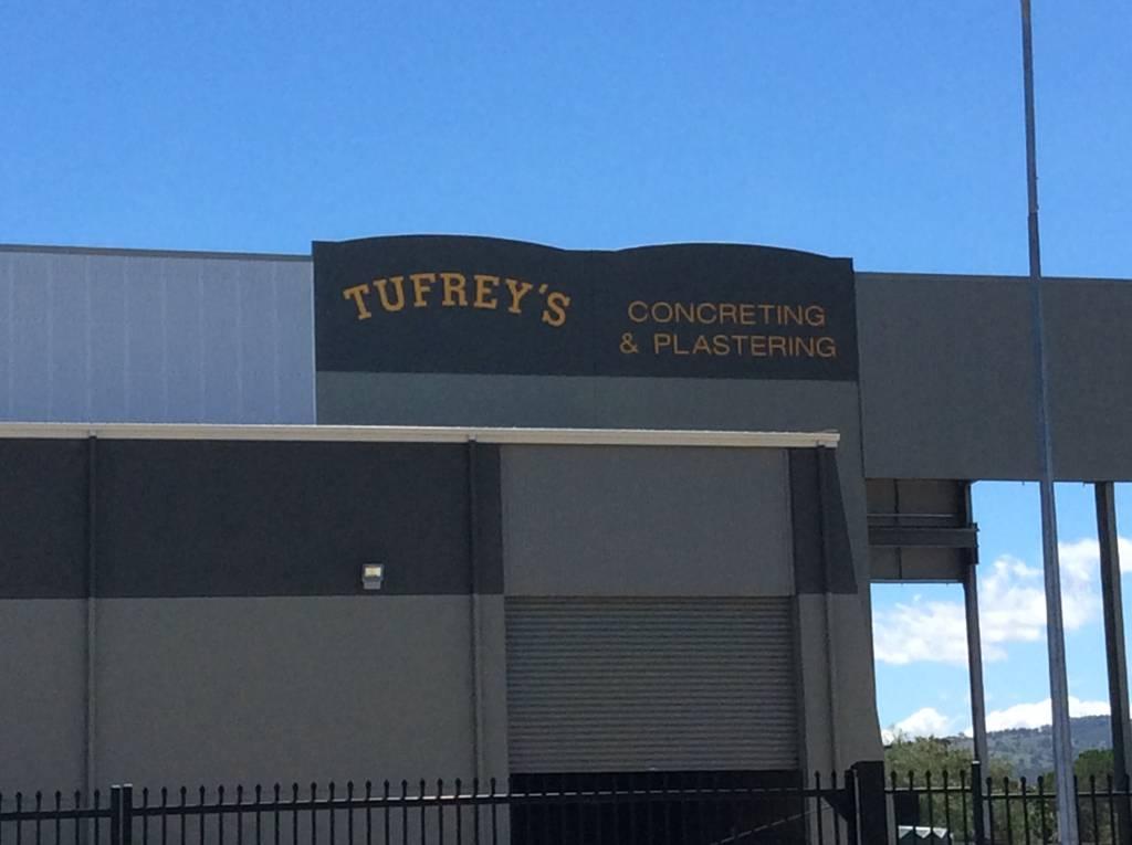 Tufrey's Concreting & Plastering