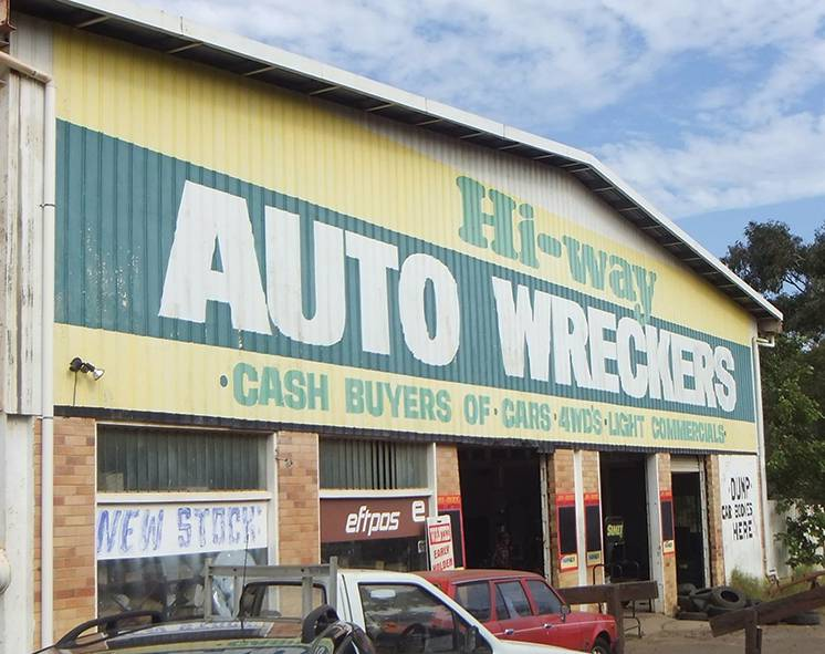 Hi-Way Auto Wreckers